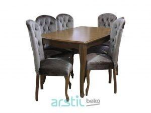 Սեղան+աթոռ Elegy Henry