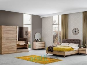 Спальный гарнитур LUNA SLIDE