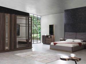 Bedroom set Tual