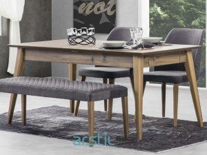 Սեղան+աթոռ Gala Rota