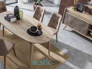 Սեղան+աթոռ Gala Trend