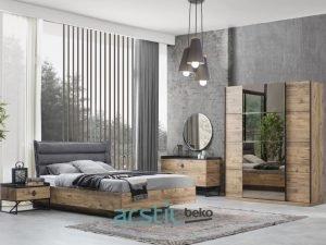 Bedroom set Gala Loft Young