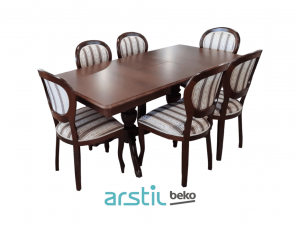 Table and chairs Luis Gloriya